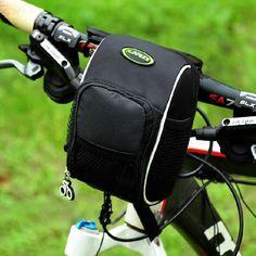 Bicycle front tube bagBicycle rainproof bag Bicycle accessories bag sports bag accesorios bicicleta Bag for bike roswheel bike bag mtb. Visit Cyclingshop.net