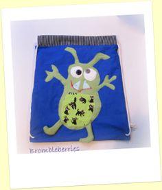 Monster gym bag