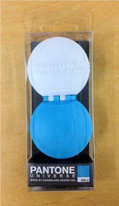 Pantone Contact Lens Case - Blue