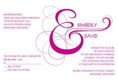 266 Best Wedding Invitations Images Davids Bridal Pi Day Wedding