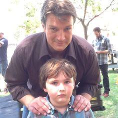 """315 kedvelés, 13 hozzászólás – Quinn Friedman (@quinnfriedman) Instagram-hozzászólása: """"Tonight on ABC, check out Quinn from a few years ago when he guest starred on the hit-show…"""""""