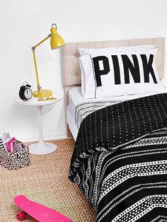 Quilty Pleasure The Reversible Comforter From Victoria S