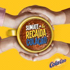 Este post es una taza de Cola Cao para el Banco de Alimentos. Envía la tuya aquí http://bit.ly/sumatealarecaida para que otros se levanten #sumatealarecaida