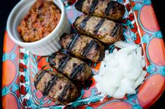 Cevapcici (Balkan Sausage) Little skinless sausage packed with big meaty flavor.
