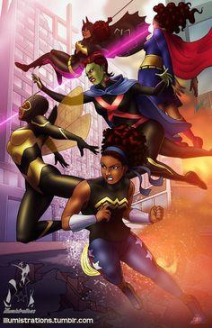 Black women heroes
