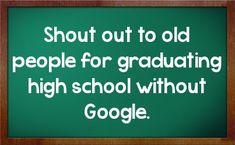 high school class reunion funny - Google Search