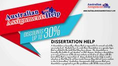 Dissertation Assignments is now available with australian Assignment Help in best ways  #DissertationHelp #Dissertationwriting #WritingwithDissertation   Visit : https://www.australianassignmentshelp.com