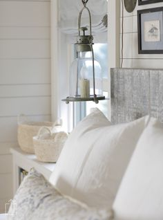 A Cottage by Tammy Connor Designs - Design Chic Design Chic Beach Cottage Style, Beach Cottage Decor, Coastal Cottage, Coastal Style, Coastal Living, Cottage Ideas, Lakeside Cottage, Seaside Decor, Seaside Style