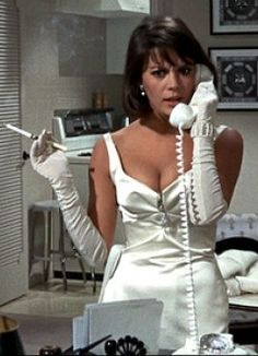"Natalie Wood in ""Sex and the Single Girl""(1964)"