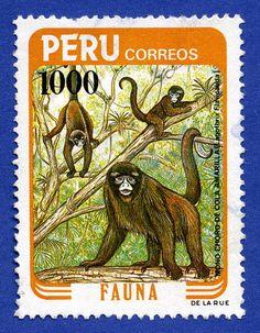 Stamp Collection 24: Peru | Flickr - Photo Sharing!