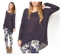 Frolic Oversized Dolman Sweater by FrolicApparel on Etsy, $42.00