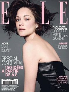 Abonnement magazine Elle n° 3542 Marion Cotillard : l'interview sans fard - Relay.com