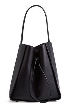 3.1 Phillip Lim Soleil Leather Bucket Bag