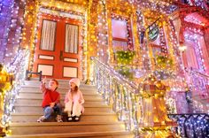 Osborne Family Spectacle of Dancing Lights at DisneyWorld