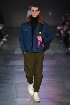 Ami | Menswear - Autumn 2017 | Look 7