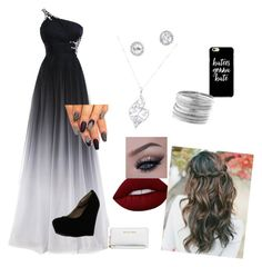 """""""Prom 2k17"""" by gianna-lee-hall on Polyvore featuring Delicious, Michael Kors, Lime Crime and Avenue"""