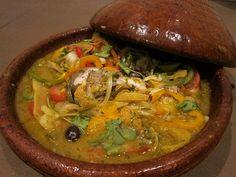 Moroccan Fish Tagine