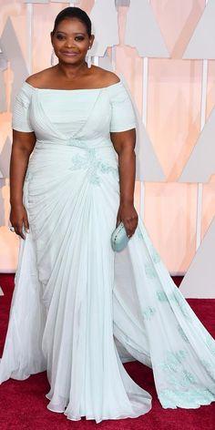 Academy Awards 2015 Red Carpet Arrivals - Octavia Spencer