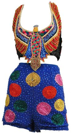 Ensemble, Gianni Versace, 1990s, via 1stdibs.com