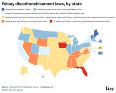A big move for voting rights and reducing the impacts of mass incarceration.