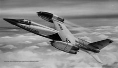 """Bell """"XF-109-XF3L"""" - Was an Eight Engine, Mach 2, Vertical Take Off and Landing (VTOL) Tiltjet Fighter that Never Proceeded Past the Mock-Up Stage (3)"""