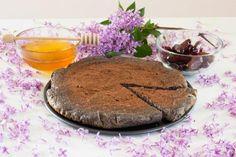 recept na koláč Healthy Sweets, Pancakes, Breakfast, Recipes, Food, Morning Coffee, Essen, Pancake, Eten