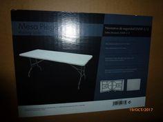 0,00€ · Tablero de Resina · Tablero de resina plegable de 2 m. Sin apenas uso · Hogar y jardín > Muebles > Otros muebles