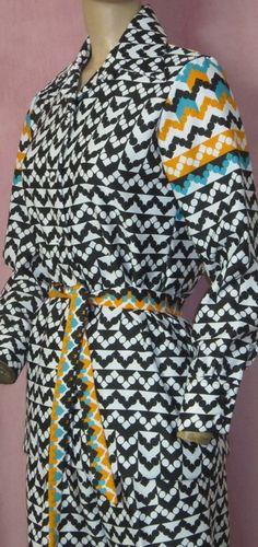 60s 70s Lanvin Pantsuit Designer Vintage Geometric Mod by clovas, $199.00