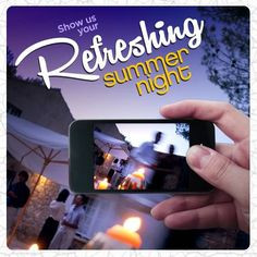 Summer Photo Contest for a $5,000 Backyard Makeover!  Just snap a photo of your idea of a Refreshing Summer Night, share it and you could win! Enter once a day for more chances to win. Ends 8/16/13