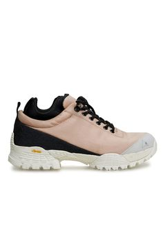 875c676fef5c Alyx are really good in designing unusual shoes for the brave. Wear these  low hiking boots every day with sporty shorts or sweatpants.