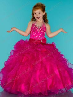 Pageant dresses for girls Pageant dresses and Pageants on Pinterest