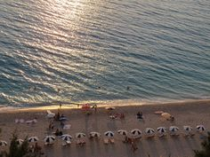 Egkremnoi Beach Lefkada Greece, Waves, Beach, Summer, Outdoor, Greece Country, Outdoors, Summer Time, The Beach
