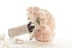 Beautiful bouquet. Lil bling
