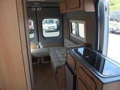 Camper Conversion: Campers Vans, Spaces Ideas, Vans Conversions, Campers Conversion, Ducato Campers, Camper Conversion, Campers Converse