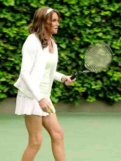 Caitlyn Jenner Plays Tennis in New I Am Cait Video : People.com