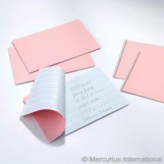 Mercurius USA - Handwriting Practice Book - PACK 10 PIECES