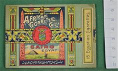 NAHLA CIGARETTES MADE IN CAIRO
