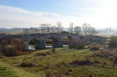 Looking for Roman bridges in Sardinia - Following Hadrian