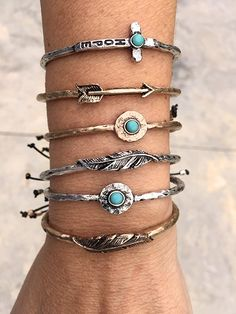 $4.99 | Stacking Bracelets - Many Styles | Jane