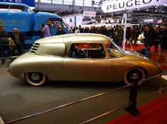 Wimille Prototype JPW 1948