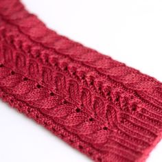 Ravelry: Cherry Lane Socks by Felicia Lo