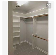 Linda's closet