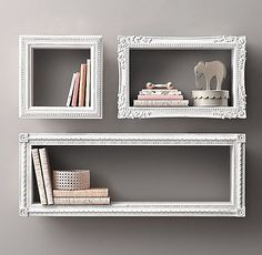 Photo Frame Shelves