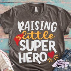 Free Superhero SVG Designs - My Designs In the Chaos Design Files, My Design, New Avengers Movie, Toddler Boy Gifts, Movies Coming Out, Silhouette Projects, Superhero, Mens Tops, Shirts