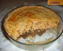 torta/empadao de frango tomate palmito milho azeitona? catupiry? - Google Search