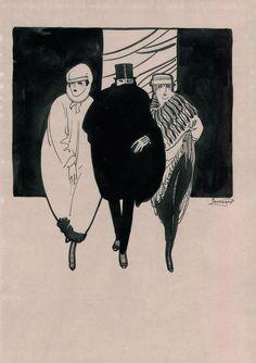 Rafael de Penagos, ilustrador español