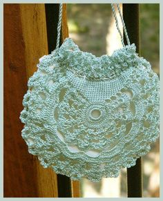 Crochet Beaded Bag Pattern : Crochet on Pinterest Beaded Crochet, Bead Crochet and Purse Patterns