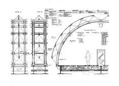 Drawings - IBM Traveling Pavilion - Rpf: