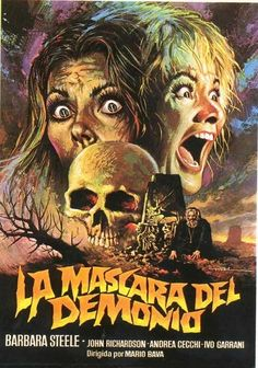 La maschera del demonio (1960) - Mario Bava