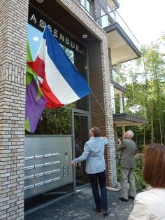 Vrijdag 28 augustus is het nieuwe appartementencomplex Dassenburg in Kerckebosch Zeist overgedragen aan de Vereniging van Eigenaren.